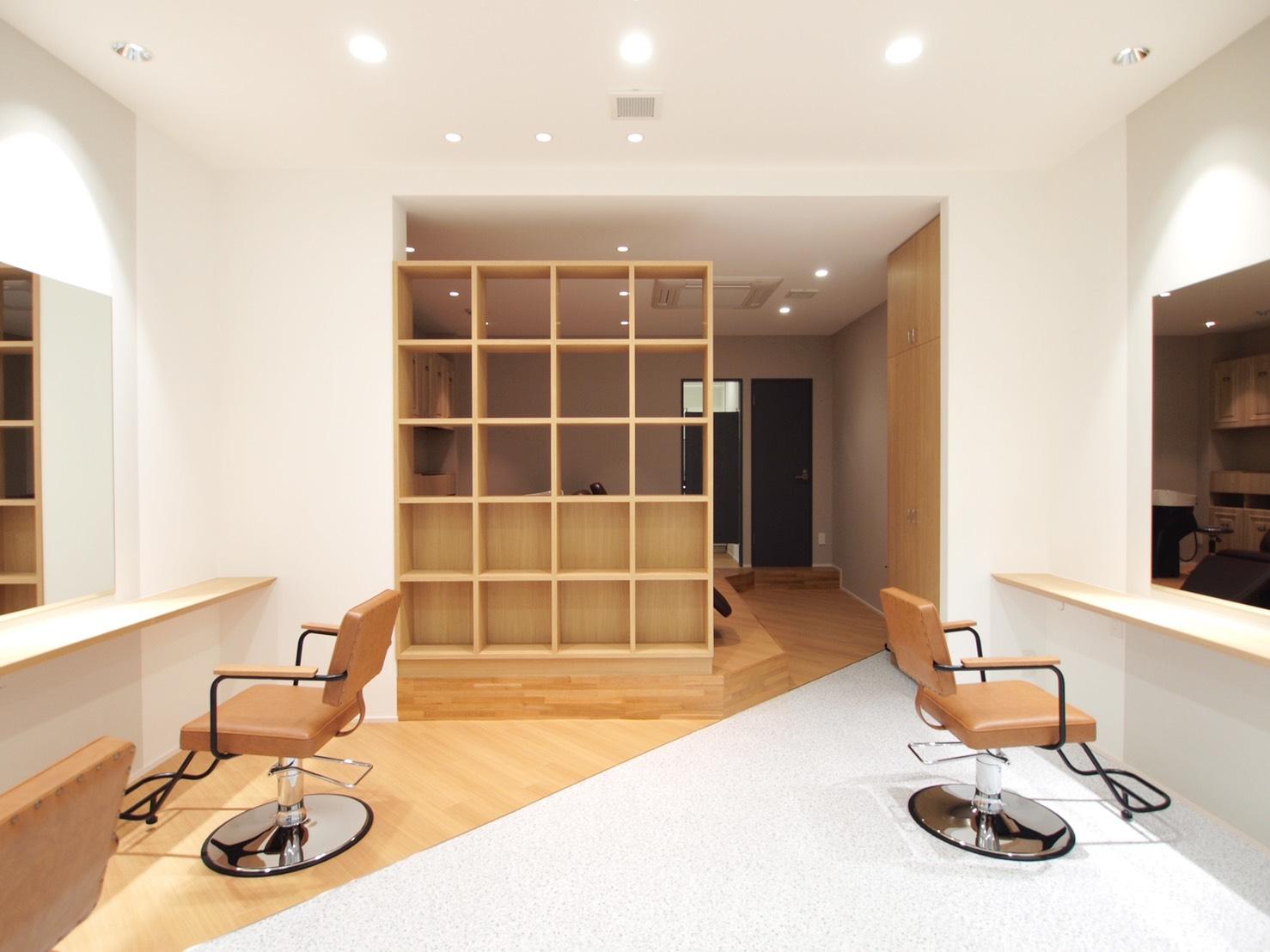 大倉山美容室